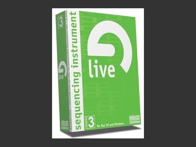 Ableton Live 3.x (2003)