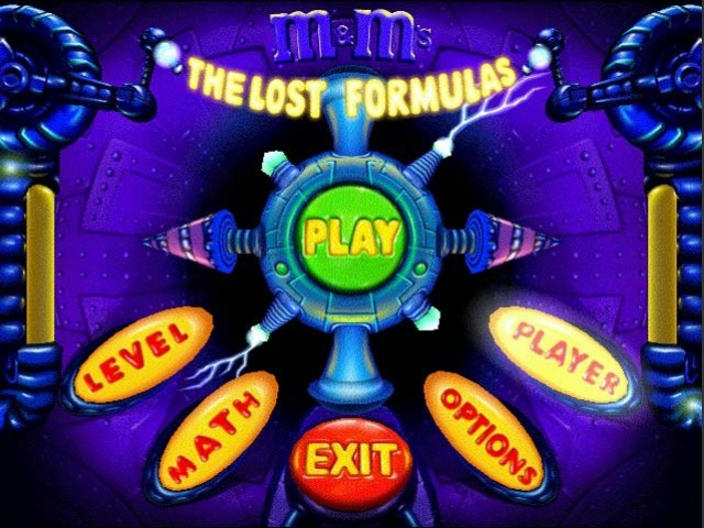 M&M's: The Lost Formulas (2000)