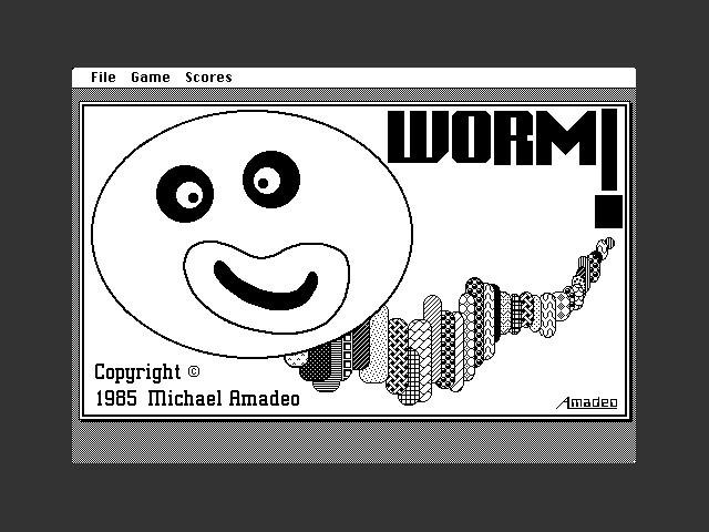 Worm! (1985)