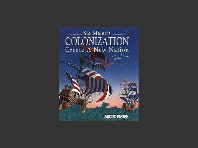 Sid Meier's Colonization (1994)