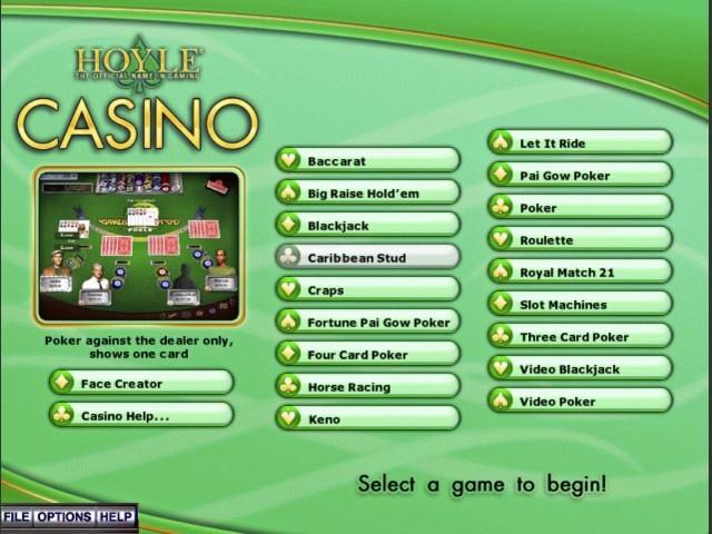 Hoyle Casino 2008 (2007)