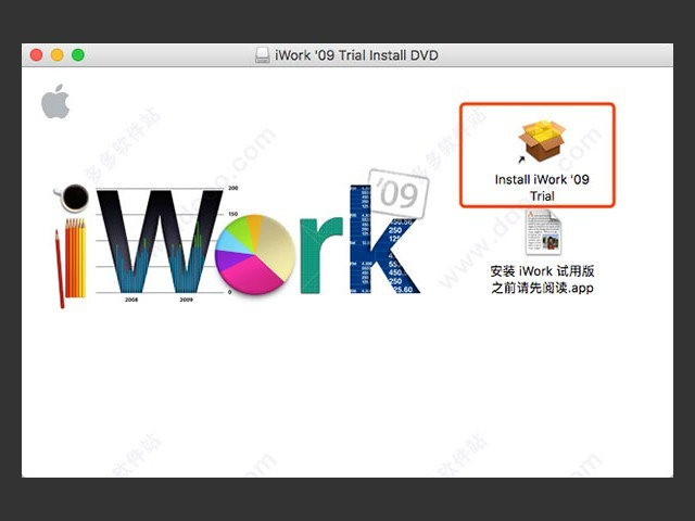 iWork 09 (CHINESE) (2009)