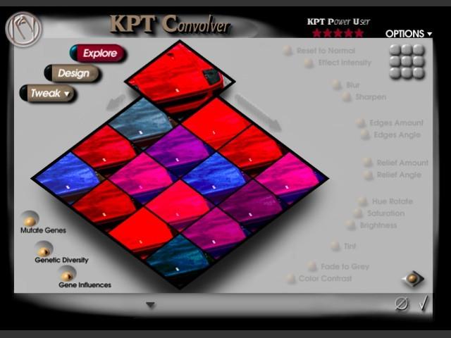 KPT Convolver Explore Mode