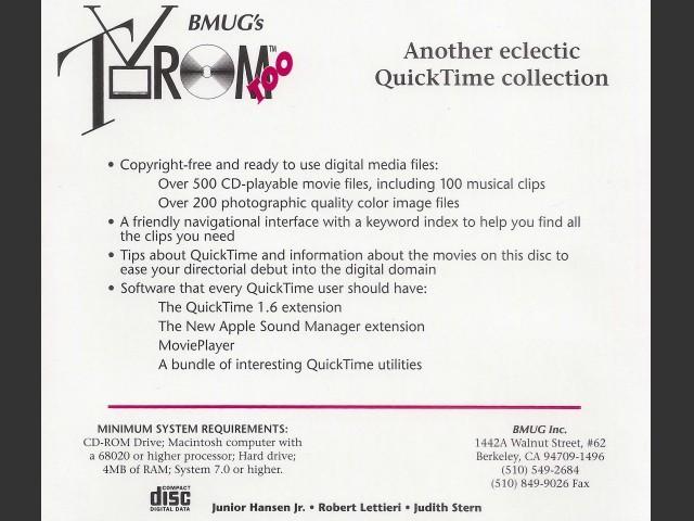 BMUG TV-ROM Too (1993)