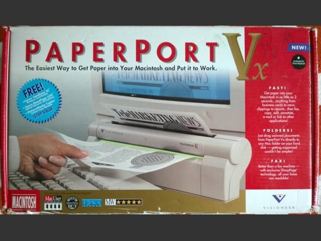 PaperPort Vx - Macintosh Repository