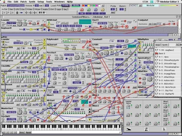 Nord Modular Editor (1998)