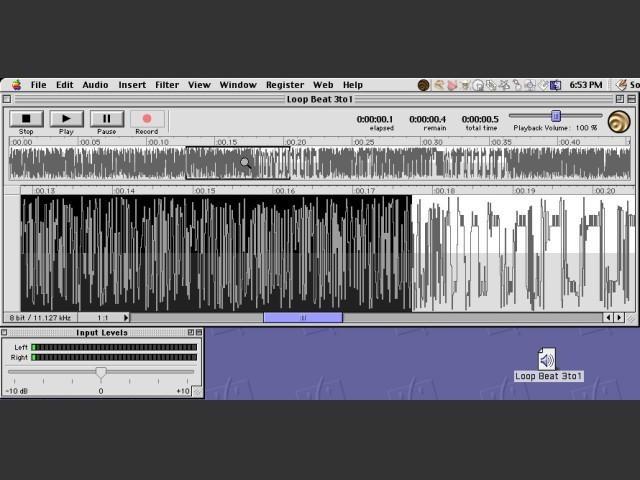 Sound Studio Classic (1.x) (1999)