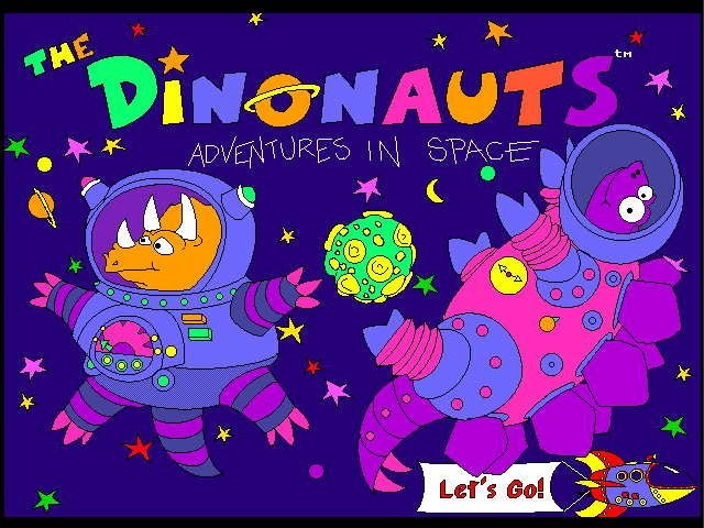 Dinonauts: Adventures in Space (1995)