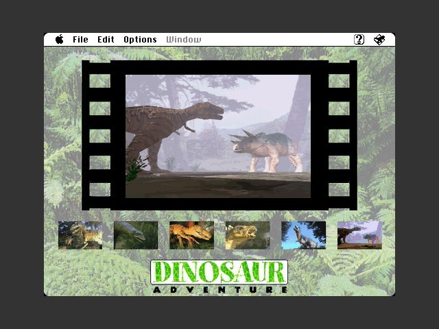Dinosaur Adventure (1993)