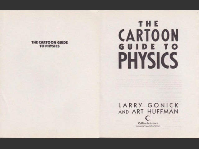 The Cartoon Guide to Physics (1995)