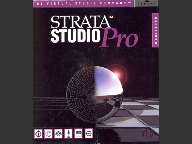 Strata Studio Pro 1.5.1 (1993)