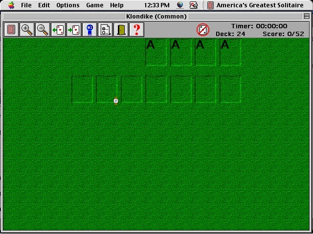 America's Greatest Solitaire Games (1998)