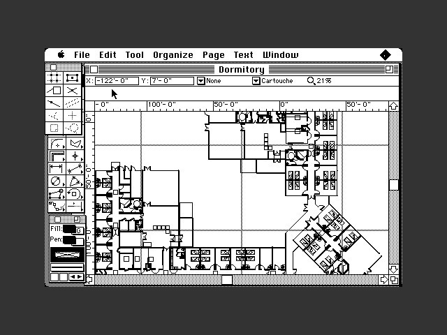 Graphsoft Blueprint 5.0.2 (1994)