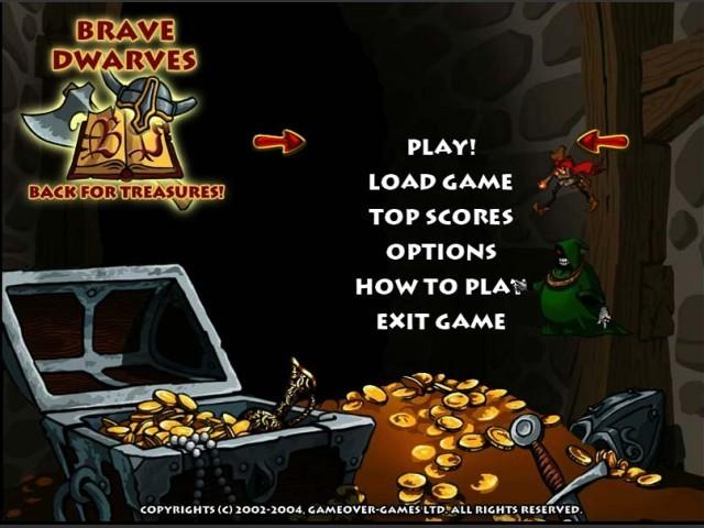 Brave Dwarves: Back for Treasures (2006)