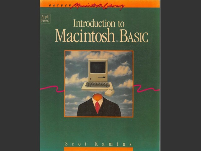 Vintage MacBASIC Books (1984)