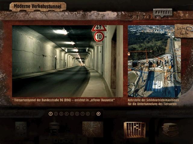 Berlin im Untergrund: Potsdamer Platz (German) (2001)