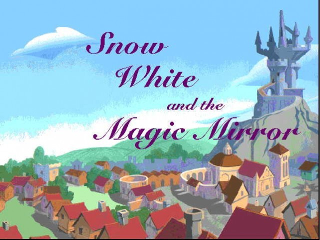 Snow White and the Magic Mirror Interactive Storybook (1995)