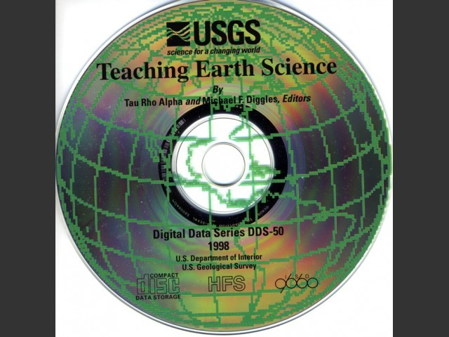 Teaching Earth Science (1998)