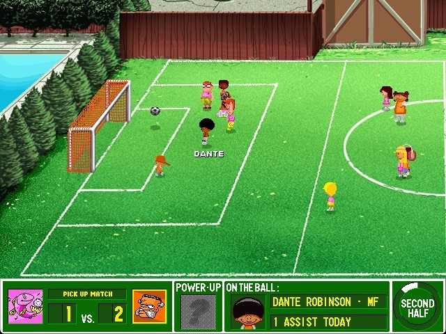 Backyard Soccer (1998)