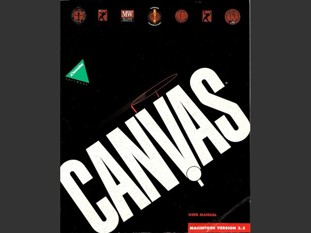 Deneba Canvas 3.5.4 (1995)