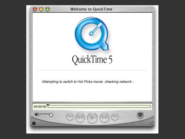 QuickTime 5 (2001)