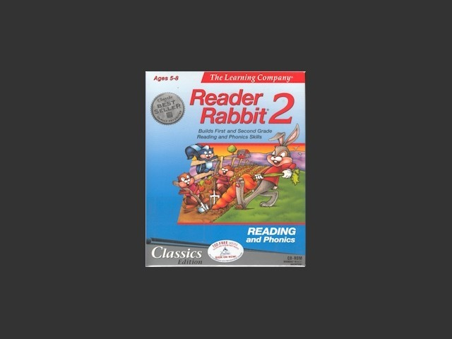 Reader Rabbit 2 (1992)