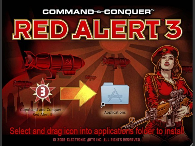 Command & Conquer: Red Alert 3 (2009)