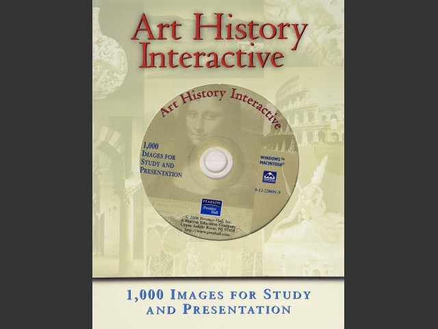 Art History Interactive: 1,000 Images for Study and Presentation (2004)