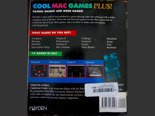 Cool Mac Games Plus! (1992)