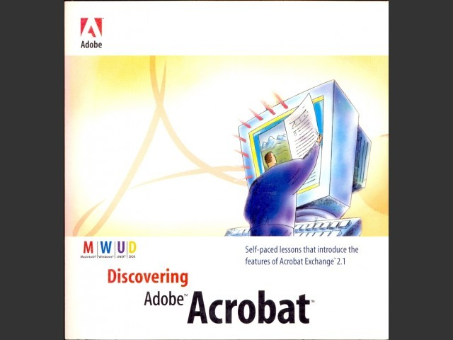 Discovering Adobe Acrobat (1995)
