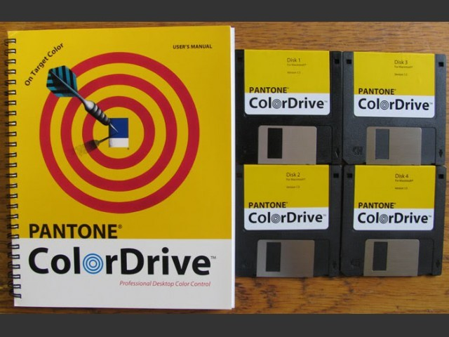 Pantone ColorDrive 1.5 (1995)
