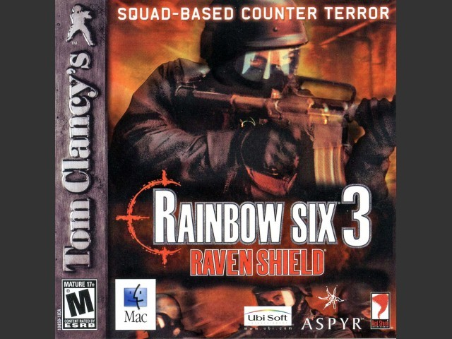 Tom Clancy's Rainbow Six 3: Raven Shield (2003)