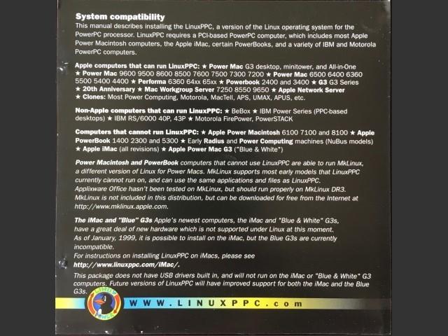 LinuxPPC 1999 (1999)
