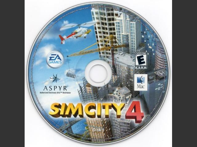 Sim City 4 - Macintosh Repository