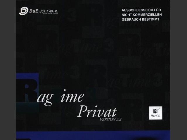 RagTime 3.2 (1989)