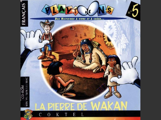 Playtoons 5: The Stone of Wakan (1996)