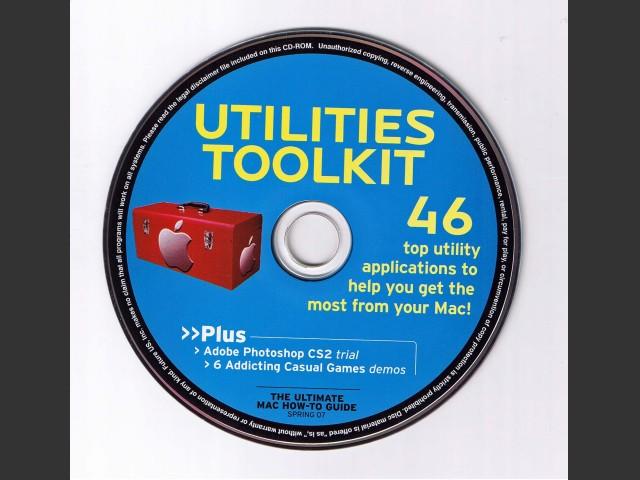 MacAddict Special: Utilities Toolbox (2007)