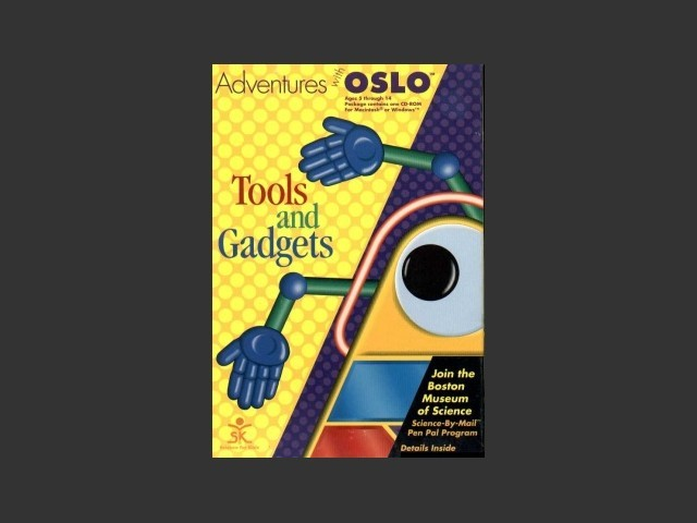 Adventure With Oslo: Tools and Gadgets (1994)