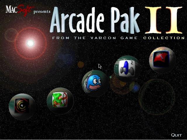Mac Arcade Pak II (1996)