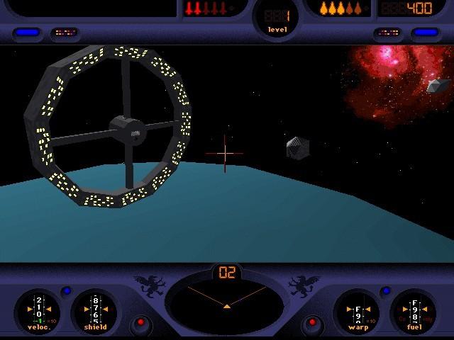 Zone Warrior in-game shot