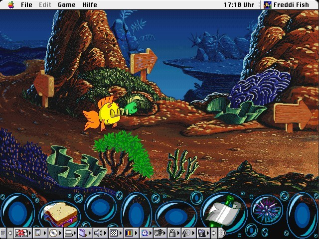 Freddi Fish and the Case of the Missing Kelp Seeds (1994)
