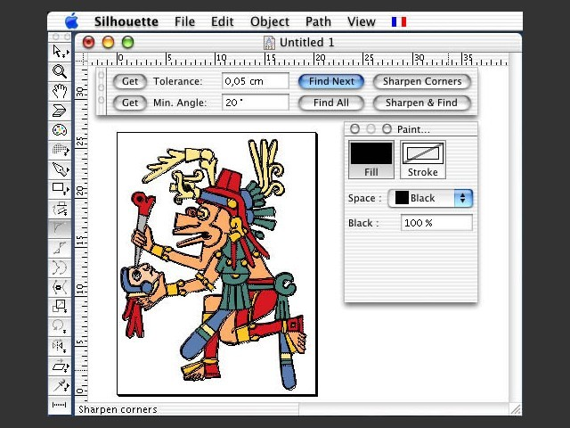 Silhouette 1.8.2 and 1.9.4 (2002)