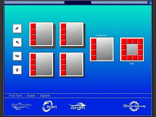 tetris-adjacent game portal; deceptively easy at first then evil
