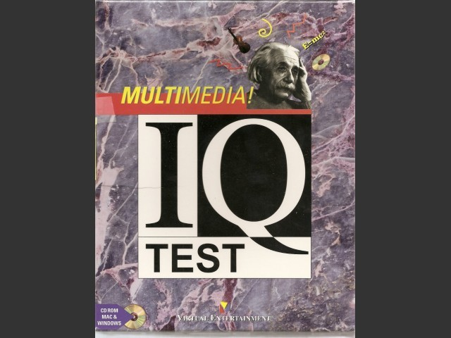 Multimedia IQ Test (1995)