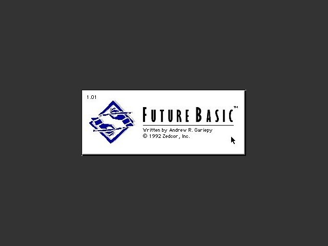 FutureBASIC (1992)