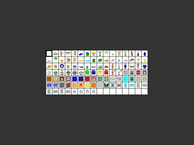 WolfEdit 1.1 object palette with Wolfhacks applied