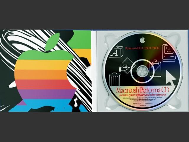 Mac OS 7.5.1 for Performa 630CD/635CD/638CD (1995)
