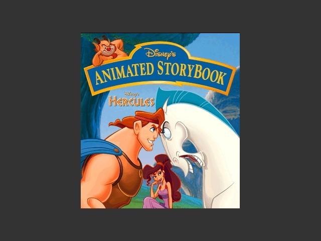 Disney's Hercules Animated Storybook (1998)