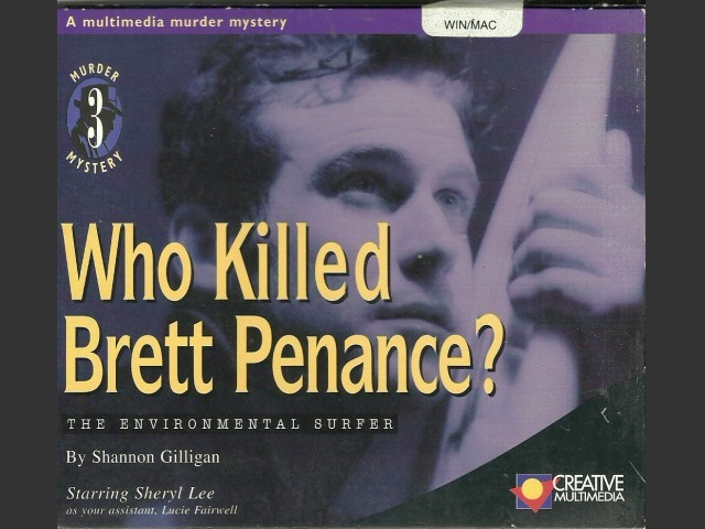 Who Killed Brett Penance (The Environmental Surfer) (1995)
