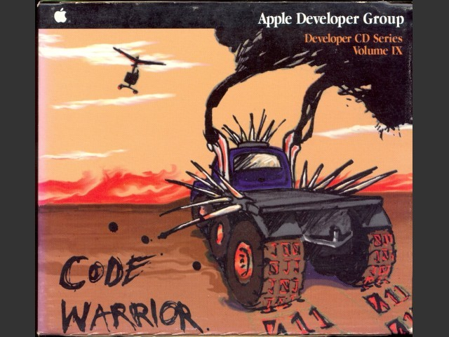 Apple Developer Connection (1991) (1991)